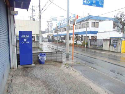 【駐車場】 森谷貸倉庫