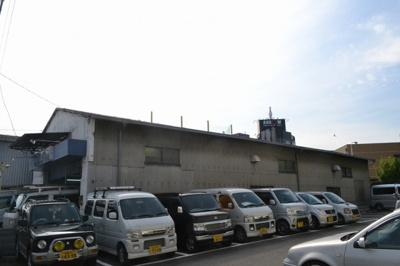 【外観】 森谷貸倉庫