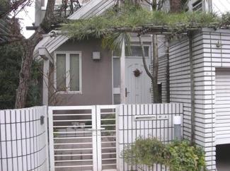 世田谷区深沢1丁目中古一戸建て7000万円外観2