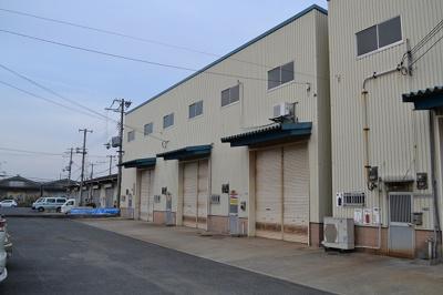 【外観】石橋リース倉庫