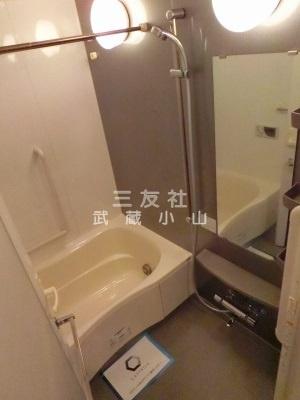 【浴室】カスタリア目黒かむろ坂