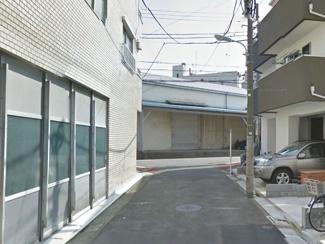品川区荏原1丁目中古一戸建て4680万円前面道路2