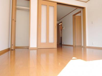 【洋室】サニーグレイスM2号館