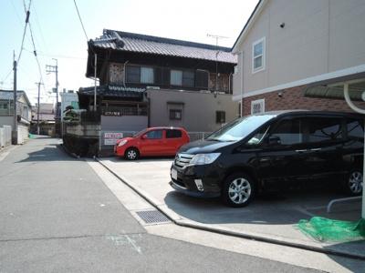 【駐車場】サニーグレイスM2号館