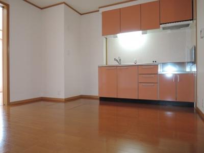 【キッチン】サニーグレイスM2号館
