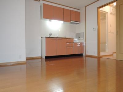 【居間・リビング】サニーグレイスM2号館