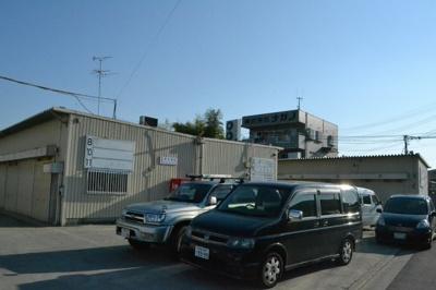 【駐車場】泉北相互倉庫