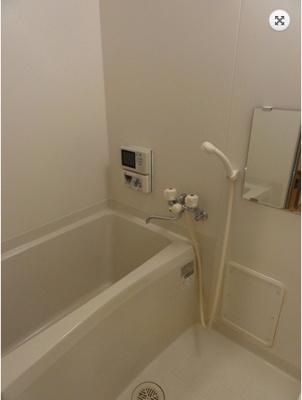 エミネンス住吉(1LDK) 風呂
