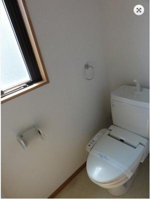 エミネンス住吉(1LDK) トイレ