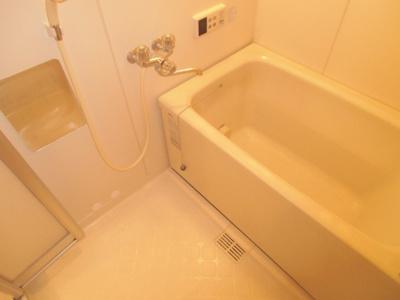 追い炊き機能の完備されたお風呂です