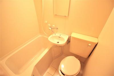 【浴室】オレンジハウス八尾壱番館