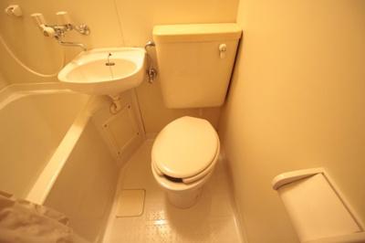 【トイレ】オレンジハウス八尾壱番館