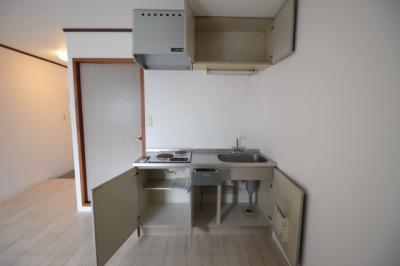 【キッチン】オレンジハウス八尾壱番館