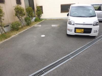【駐車場】アプロ
