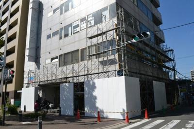 【外観】コスモ宿院