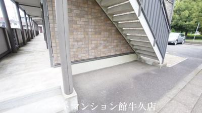 【その他共用部分】シャルマンⅢF(高野台)