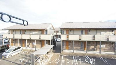 【展望】シャルマンⅡB(高野台)