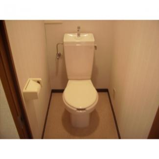 【トイレ】ミモザの館