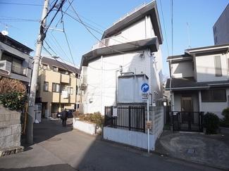 渋谷区笹塚2丁目売地5180万円現地写真2