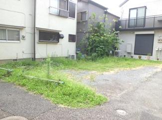 渋谷区代々木5丁目売地7350万円現地写真1