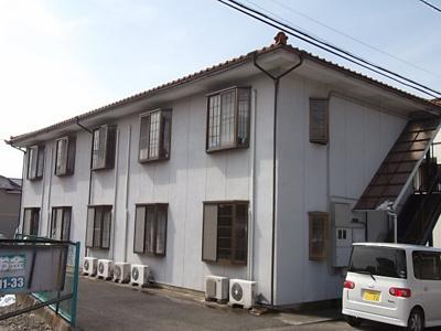 【外観】レジデンス山村
