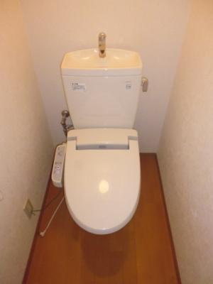 【トイレ】フィオーレ滝井