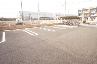 【駐車場】サンパティークA