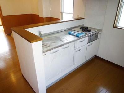 【キッチン】エアロ
