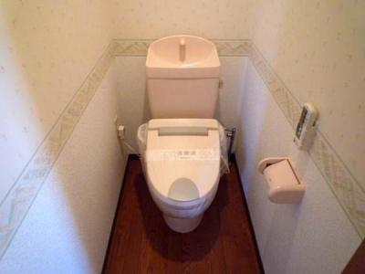 【トイレ】エアロ