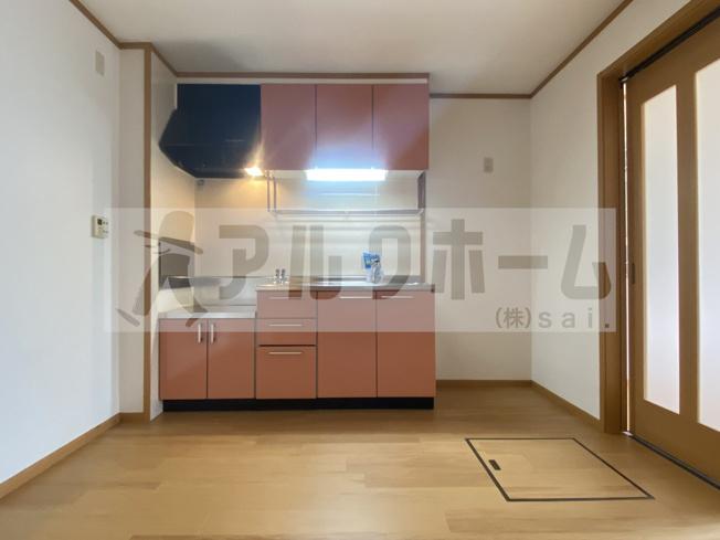 【キッチン】セレノアロッジオ