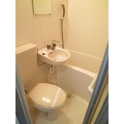 【浴室】ロイヤルメゾン石橋☆1R