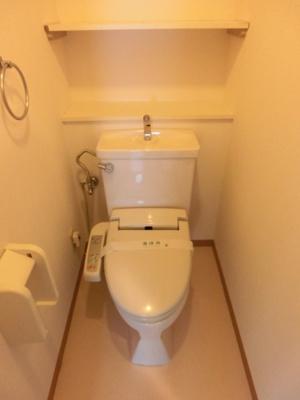 【トイレ】グランディール湊川