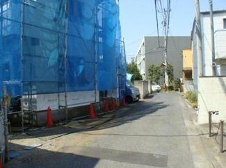世田谷区北烏山1丁目新築一戸建て5480万円現地写真2