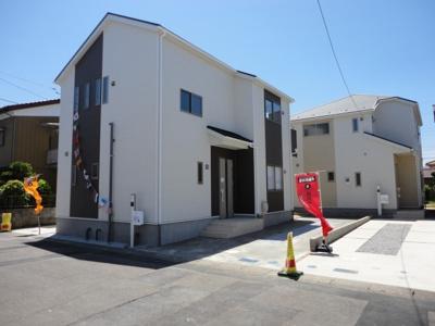 【外観】上尾市錦町新築分譲住宅