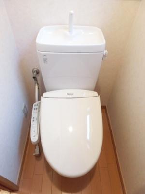【トイレ】エトワール千歳