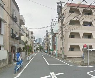 渋谷区本町5丁目売地4680万円前面道路2