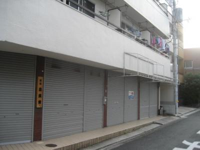 【外観】綾之町コーポ