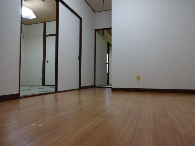 【居間・リビング】阪南グリーンハイツ A棟
