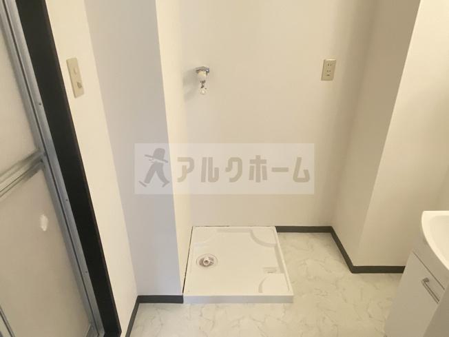 【トイレ】ロイヤルパレス法善寺