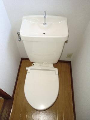 【トイレ】ベルヴューA館