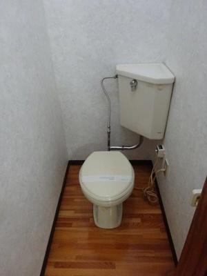【トイレ】コーポS