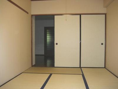 【和室】ハイツ雲雀ヶ丘