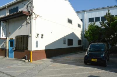 【外観パース】日野谷工場