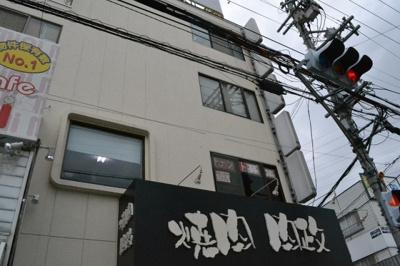 【外観】大阪府立大学正門前ビル