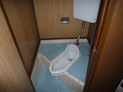 【トイレ】メゾン13番