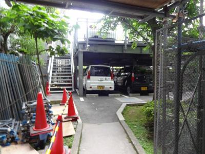 【駐車場】エルコンフォール新三田