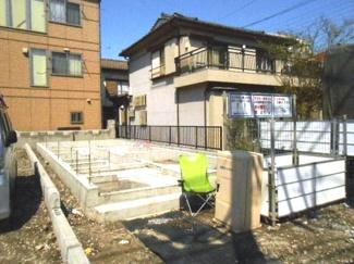 大田区萩中2丁目新築一戸建て5480万円現地写真