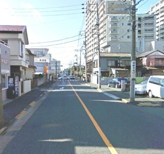 大田区萩中2丁目新築一戸建て5480万円前面道路2