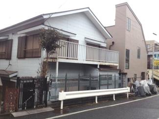 大田区上池台5丁目売地3150万円現地写真