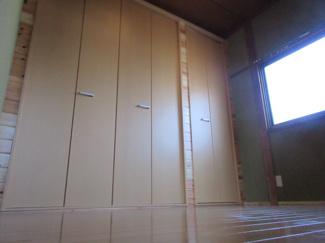 【寝室】澤野貸住宅Ⅱ